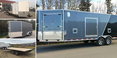 C Jay Trailers